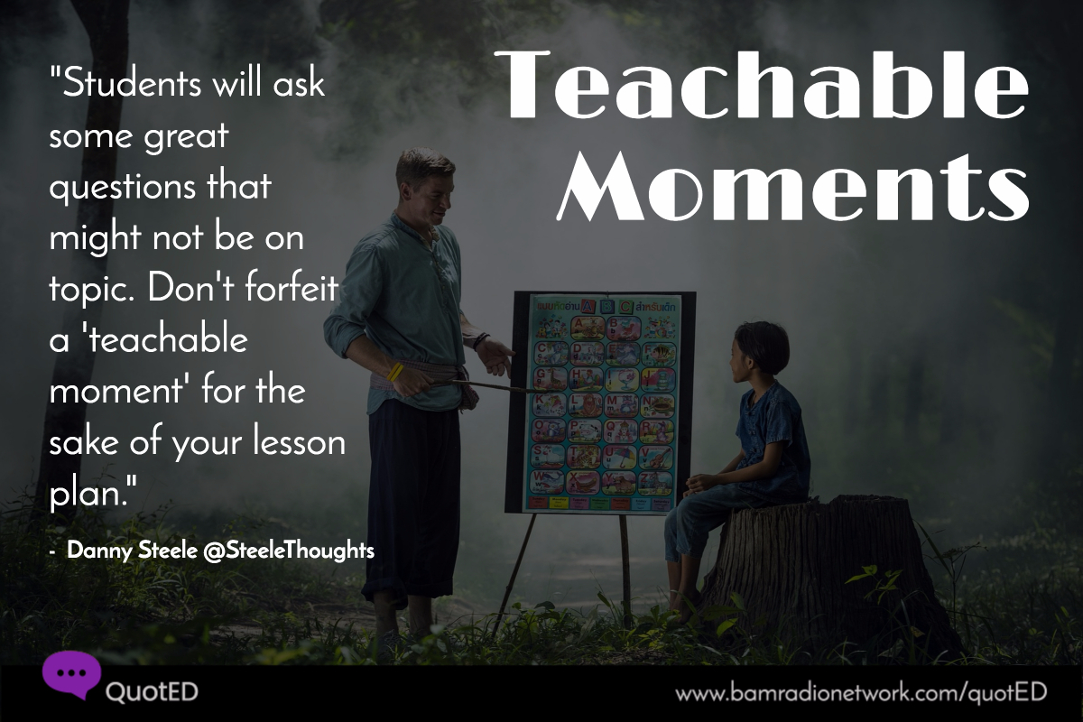 TeachableMoments