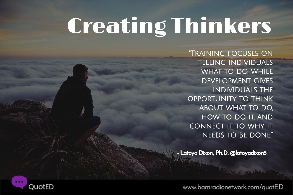 CreatingThinkers